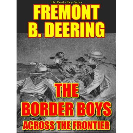 The Border Boys Across the Frontier - eBook](Frontier Boy)