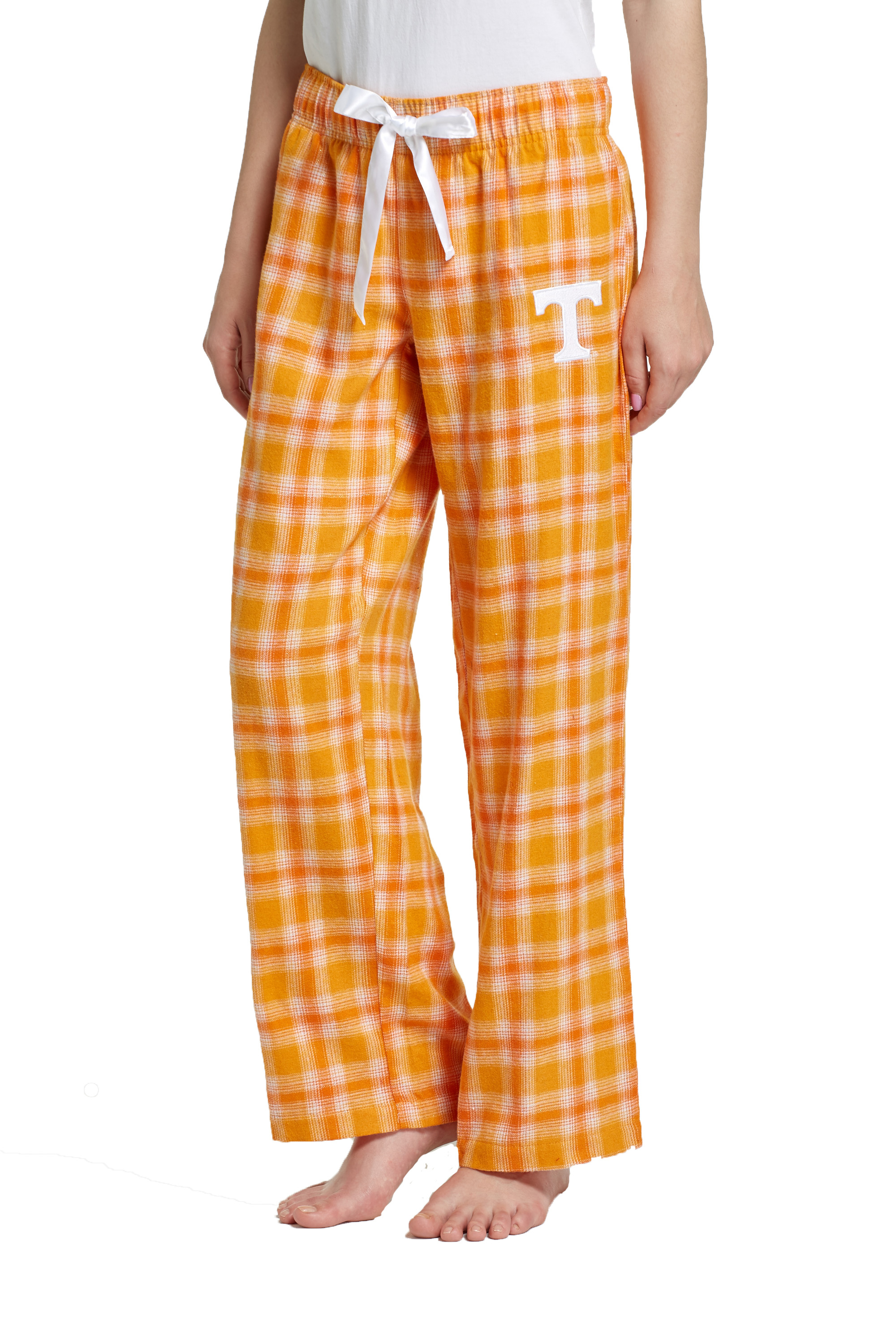 NCAA Tennessee Volunteers Tenacity Ladies' Flannel Pant by