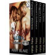 The PUP Squad Alpha Collection, Volume 1 - eBook