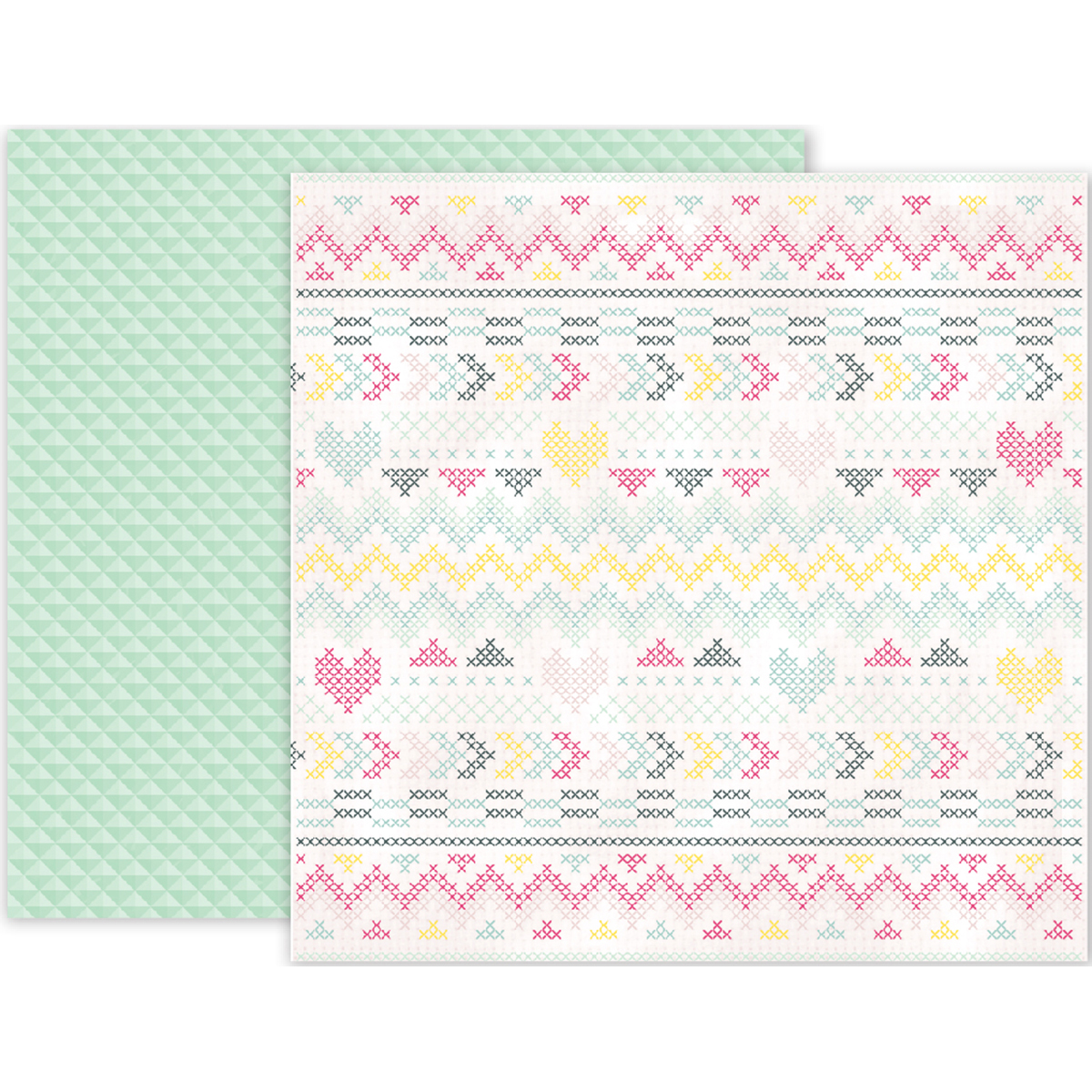 """Take Me Away Double-Sided Cardstock 12""""X12""""-#03"""