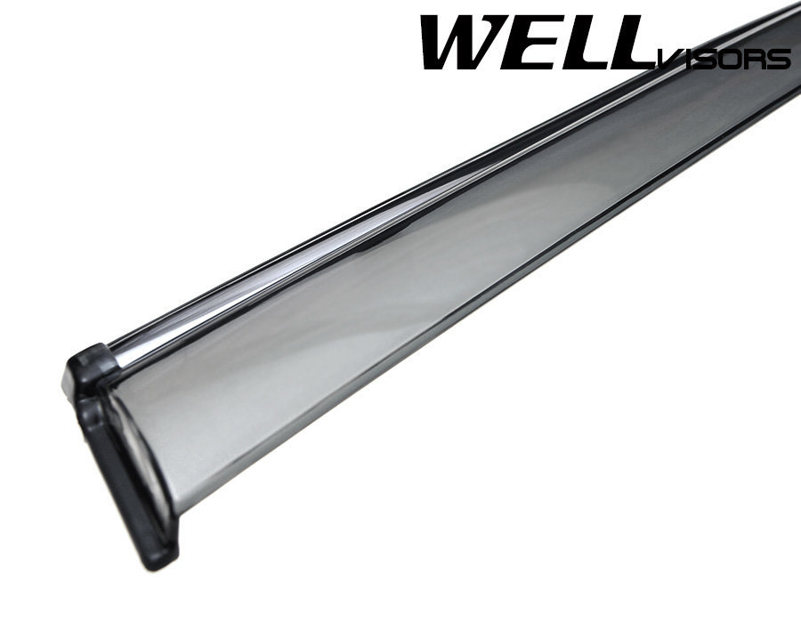 WellVisors Window Visors 2007-2015 Mazda CX-9 Side Deflectors Deflectors
