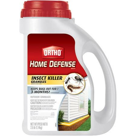 Scotts Ortho Roundup 0196010-DISC Home Defense Max Perimeter Granules, 2.5-Lb. - Quantity
