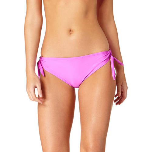 Tahiti Women's Side Tie Scoop Bikini Swimsuit Bottom
