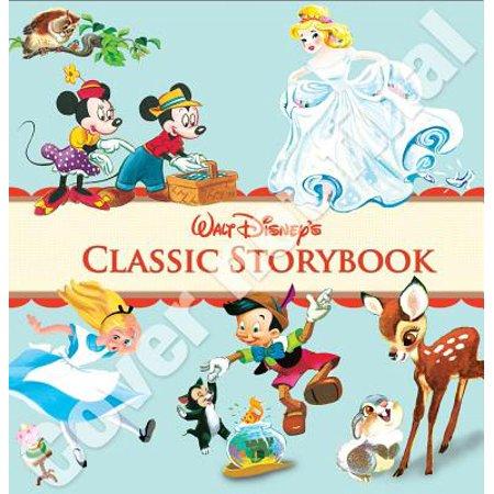 Walt Disney's Classic Storybook Special Edition (Volume 3) - Classic Disney Halloween Specials