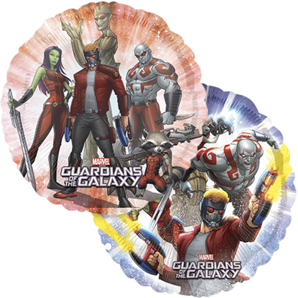 "Guardians of The Galaxy Foil / Mylar Balloon 18""( Each )"