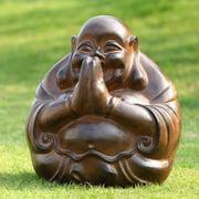 SPI Home Congenial Buddha Garden Statue