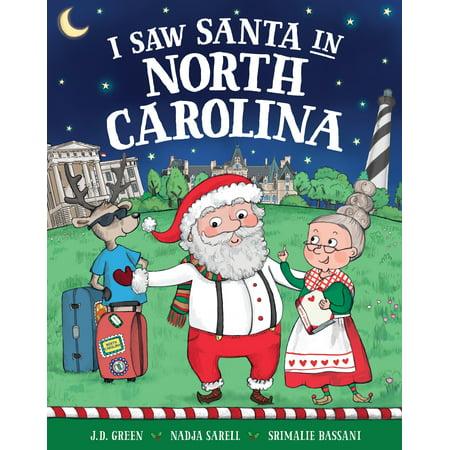 I Saw Santa in North Carolina ()