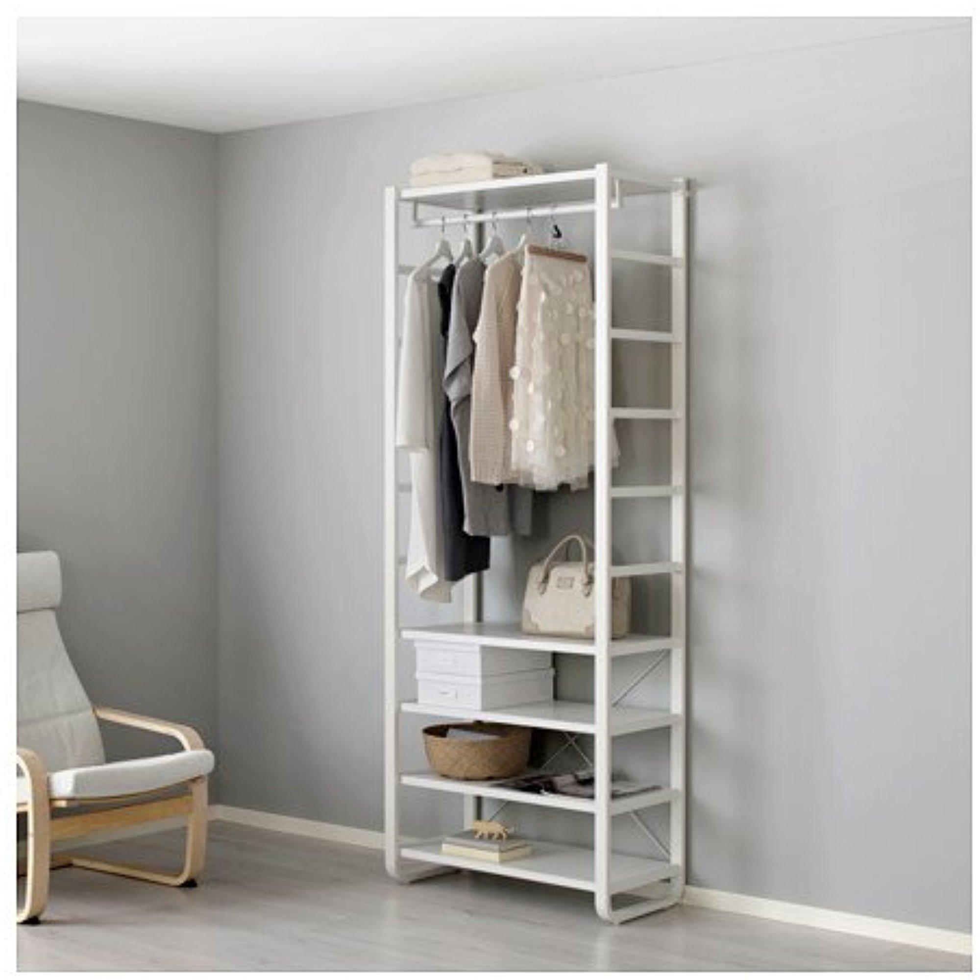 Ikea Shelf unit, white 14204.172314.3022