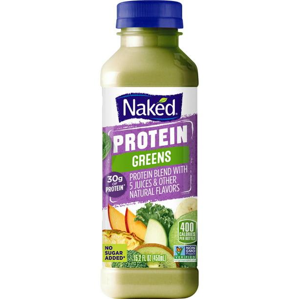 Naked Juice, Mango Protein Zone, 15.2 oz - DailyNutriFood LLC
