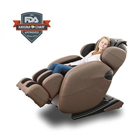 Full Body Zero Gravity Space Saving L Track Kahuna Massage Chair Recliner Lm6800 With Heating Therapy