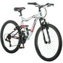 """Mongoose 24"""" Ledge 2.1 Boys Mountain Bike"""