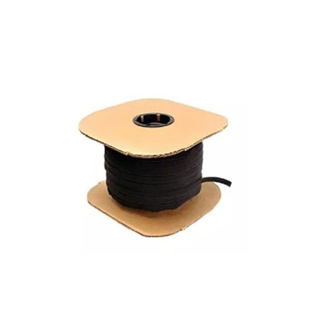 Leviton Velcro Bulk Roll Fastener 600ft Cable Wrap Black 43115-600