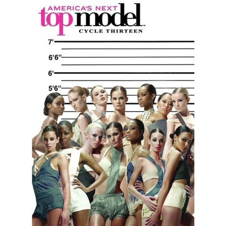 America's Next Top Model, Cycle 13 (DVD)