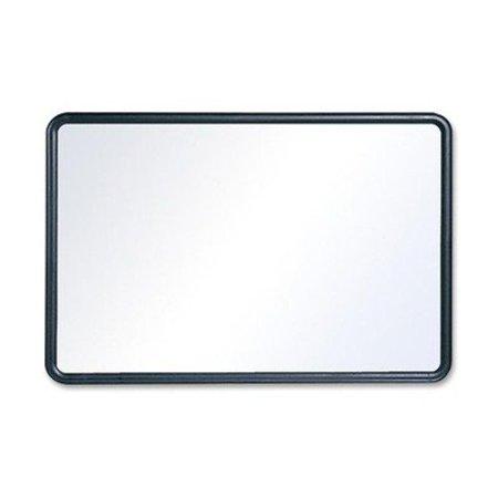 Quartet Contour Whiteboard 3 X 4 Feet Black Plastic Frame 7554