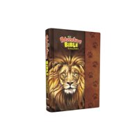 Adventure Bible: Nirv, Adventure Bible for Early Readers, Hardcover, Full Color, Magnetic Closure, Lion (Hardcover)