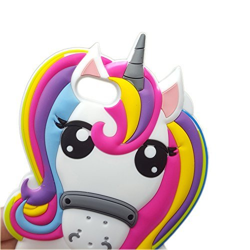 Awin Case iPad Mini 4 Rainbow Unicorn