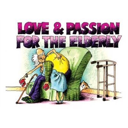 LOVE & PASSION FOR THE ELDERLY BOOK - Crafts For The Elderly