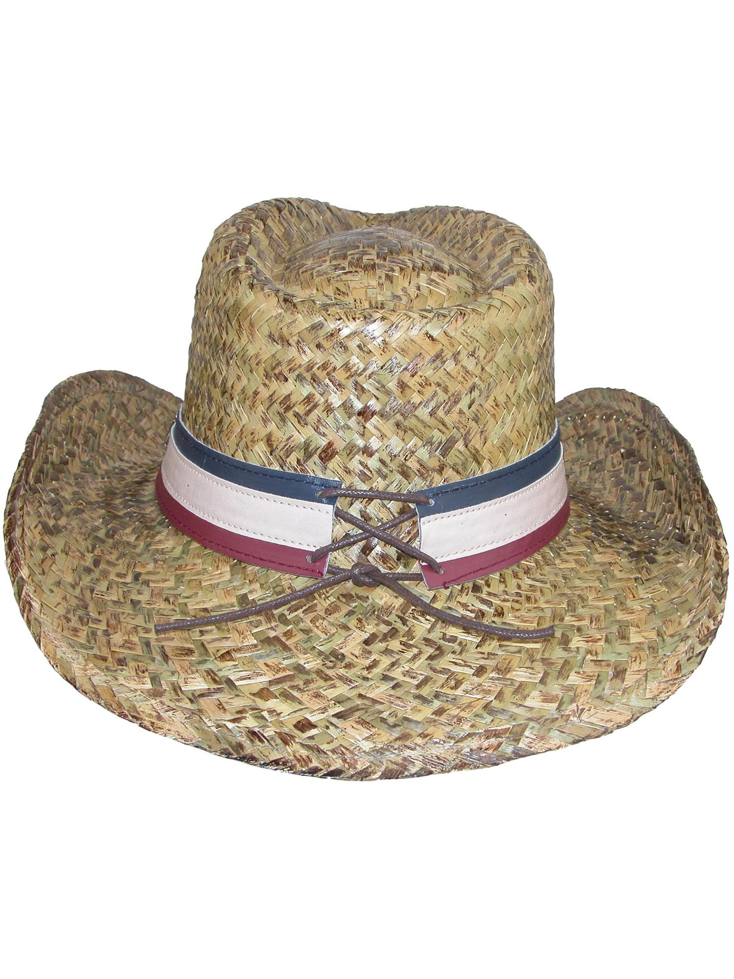 5ef82b9ac386f DPC Outdoor Design - Men s Outback Hat with Shapeable Brim and Star Hatband