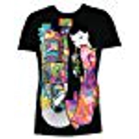 Diamond Distributors Tokidoki New School Graphic T-Shirt | (Diamond Skirt)