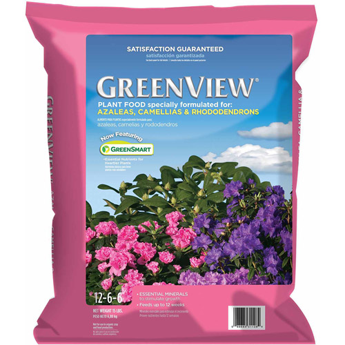 Greenview 27-31242 15 Lb Azalea, Camellia, Rhododendron Food