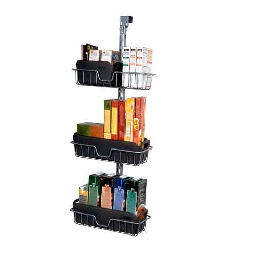 Rubbermaid Adjustable Over the Door Organizer