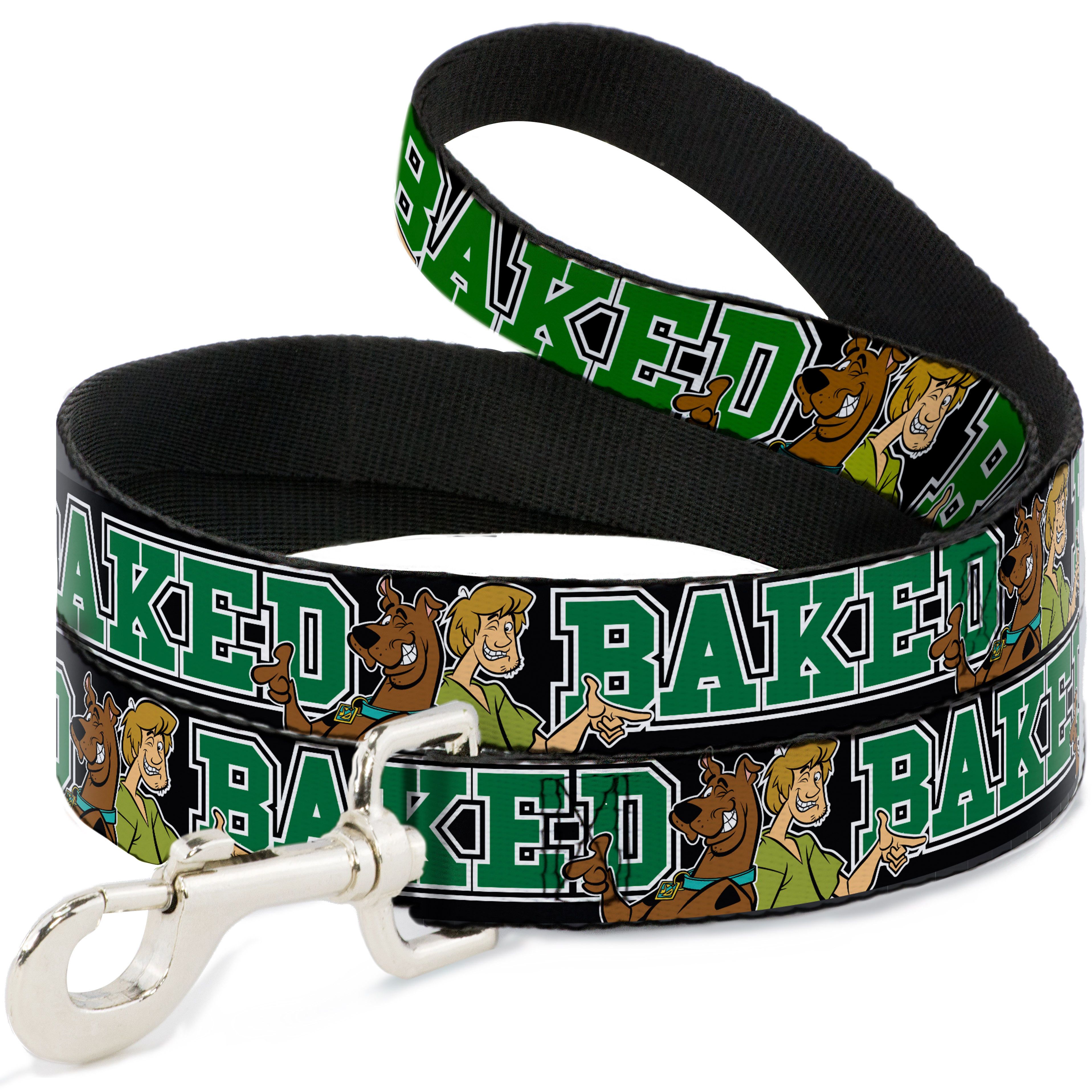 Scooby Doo Comedy Cartoon Series TV Show Baked Scooby Snacks Pet Leash
