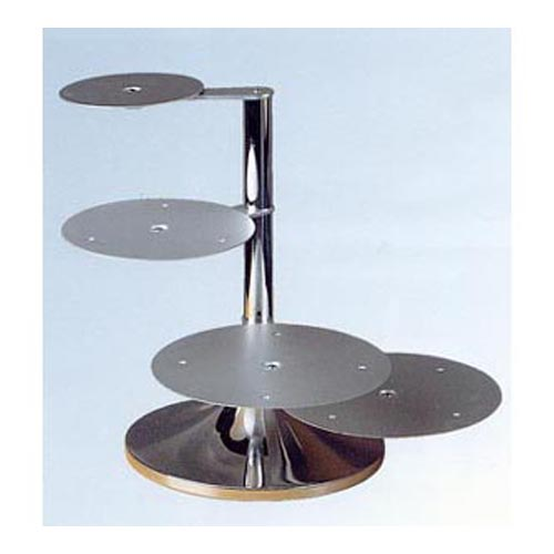 Wedding Cake Stand, Side Arm   4 Tier   Walmart.com