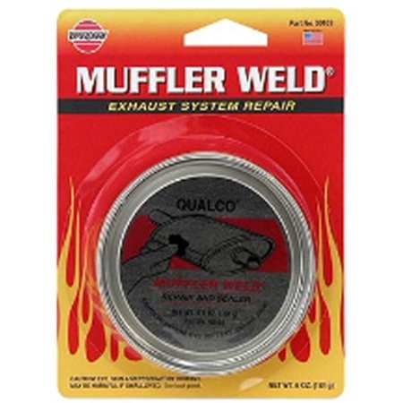 Part 10103 Muffler Weld Repair, by Qualco, Single Item, Great Value, New in pack
