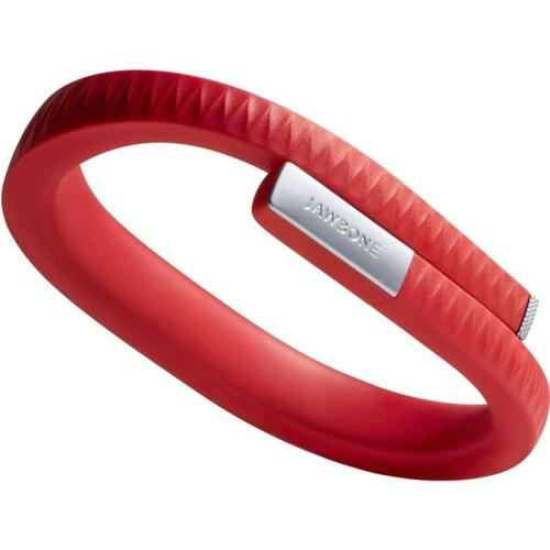 Up by Jawbone Medium 2nd Gen Fitness Tracker Red *JBR02b-MD-US