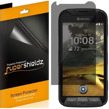[2-pack] Supershieldz for Kyocera DuraForce PRO Privacy (Anti-Spy) Screen  Protector Shield