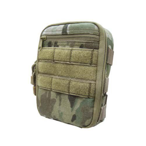 Condor MA64 Side Kick Tool Flashlight Accessory MOLLE Pouch Holster - Multicam