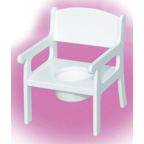 Potty Chair (Soft Pink)