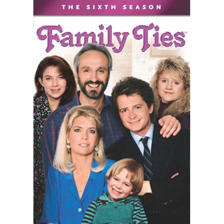 Family Ties: The Sixth Season (DVD) - Modern Family Season 6 Halloween 3