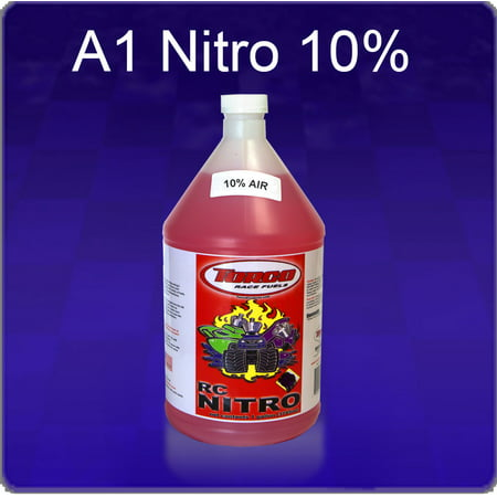 Torco RC Fuel 10% Nitro for Airplanes    Gallon ()