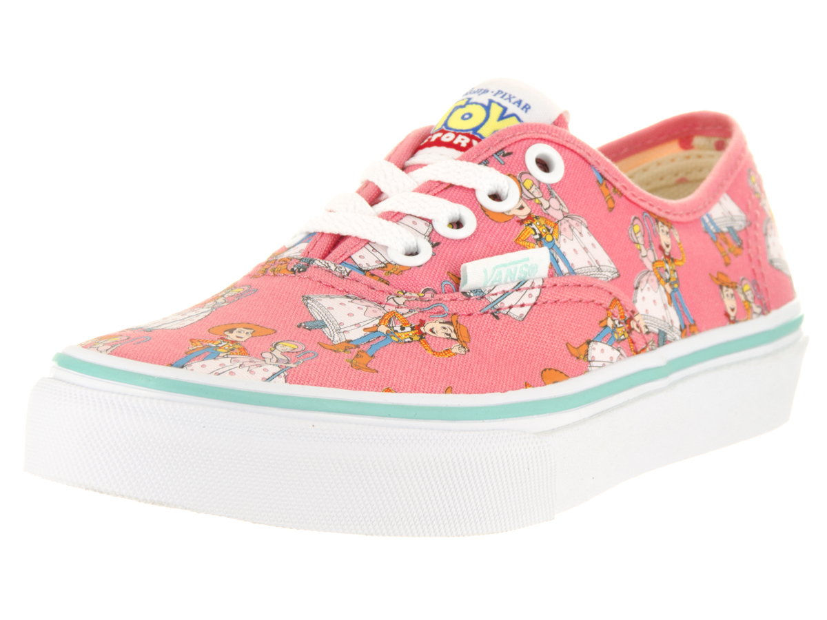 Vans Vans Kids Authentic (Toy Story) Skate Shoe