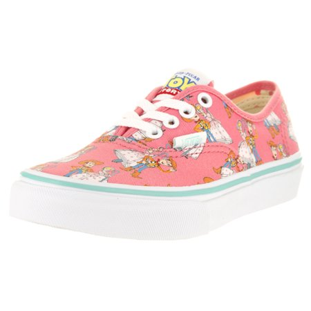 Half Cab Skate Shoes - Vans Kids Authentic (Toy Story) Skate Shoe