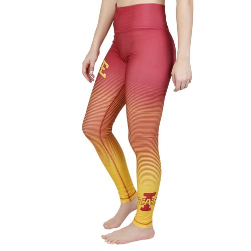 NCAA Iowa State Fringe Ladies' Sublimated Legging
