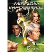 Mission Impossible: Sixth TVseason ( (DVD)) by PARAMOUNT HOME VIDEO