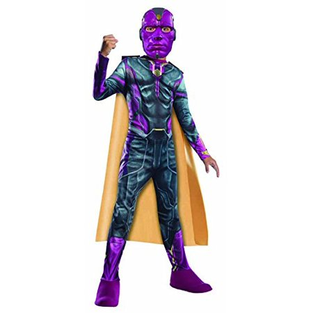 Rubie's Costume Avengers 2 Age Of Ultron Child's Vision Costume, Large](Ultron Halloween Costume)