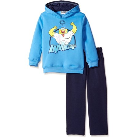 97b86e0b2 SpongeBob SquarePants - Spongebob Squarepants Invincibubb Boys Clothing Set  - Walmart.com