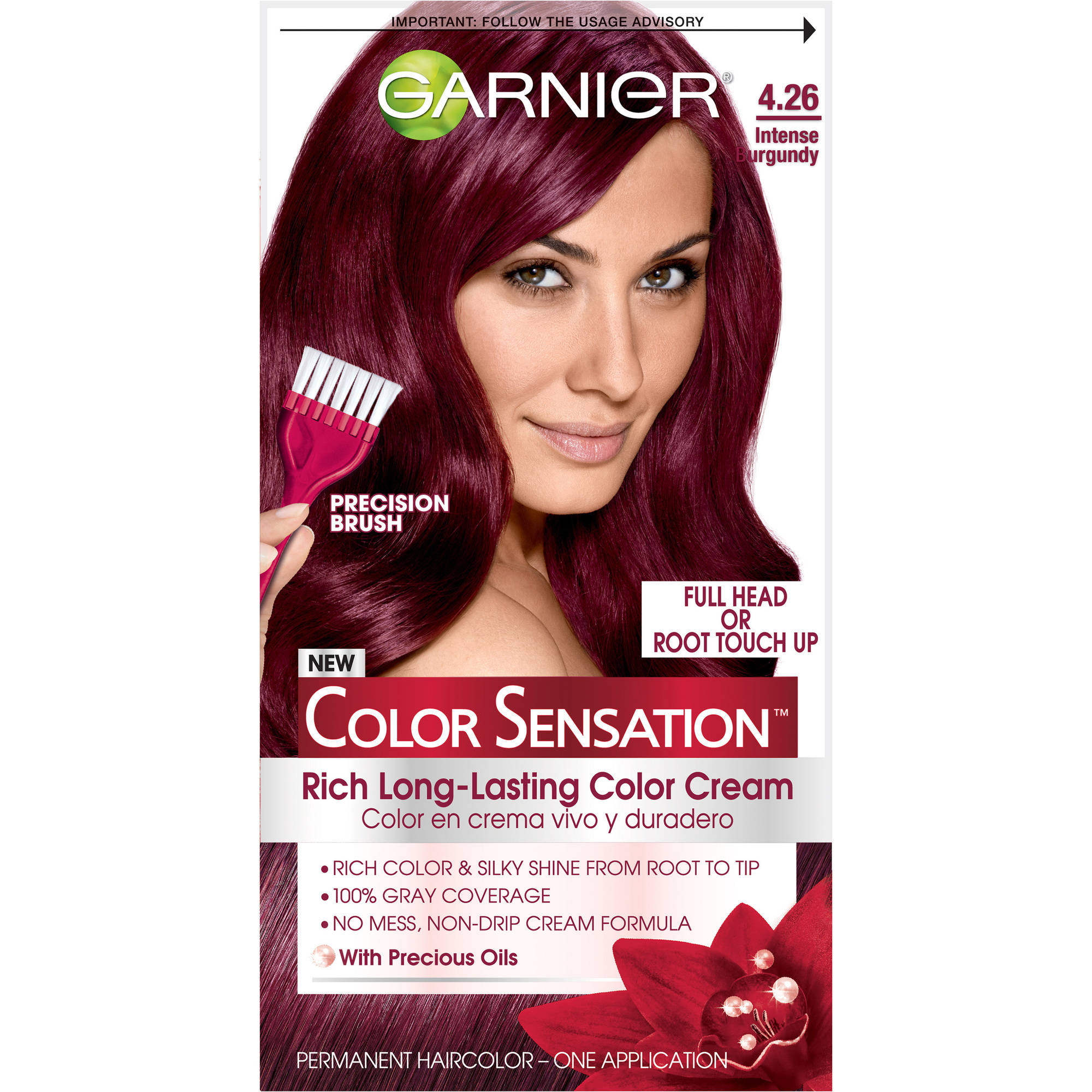 Garnier Color Sensation Rich Long-Lasting Hair Color