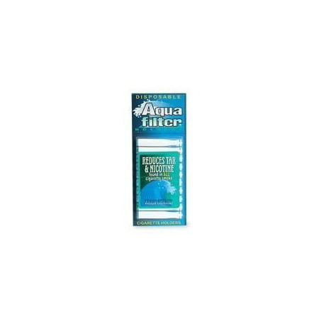 Aqua Filter Disposable Water Filtered Holders - 5 PACKS
