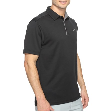 0f49028a6 under armour 1290140 men s ua tech loose-fit golf polo shirt size s ...