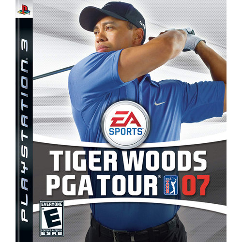 Tiger Woods PGA 2007 (PS3) - Pre-Owned