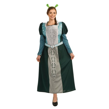Princess Fiona Shrek Forever Adult Halloween Costume - One Size