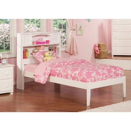 Atlantic Furniture Newport Extra Long Twin Platform Bed