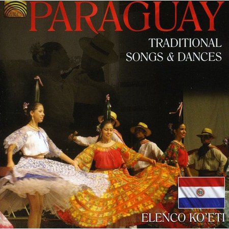 Paraguay - Traditional Songs and Dances (Traditional Dance Music)