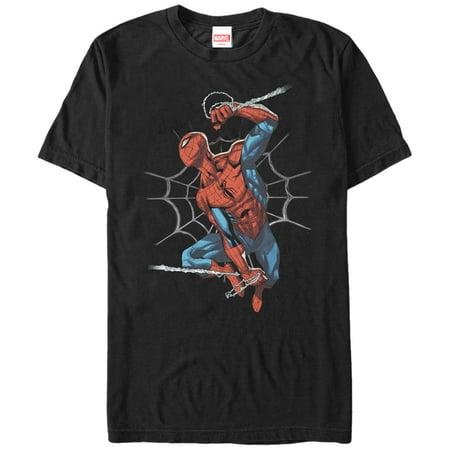Marvel Men's Spider-Man Web Ready T-Shirt