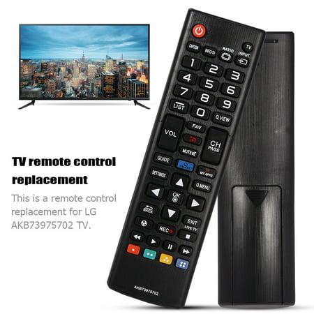 Yosoo Replacement Remote Control for LG AKB73975702 TV, for LG AKB73975702 remote control, replacement remote control - image 8 de 10