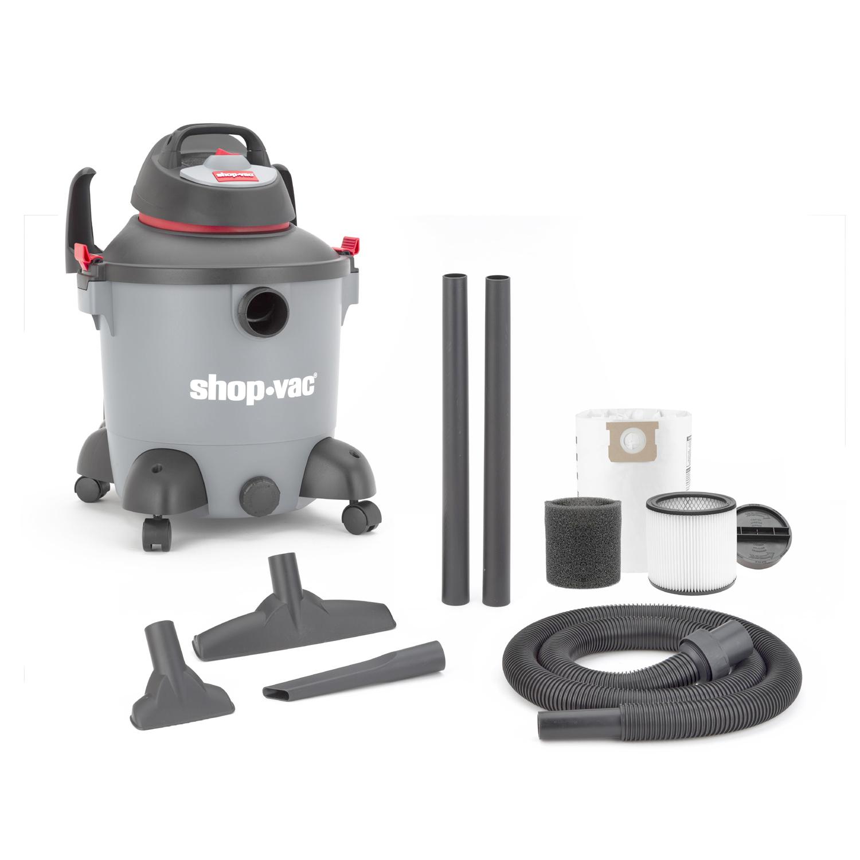 Shop Vac 598-28-00 8 Gallon 4.0 HP Hardware Series Wet & Dry Vacuum